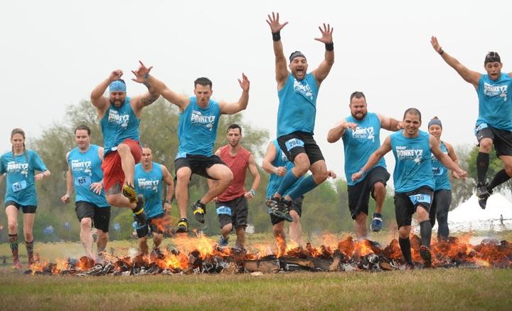 Mud Runners T-Shirt Photo