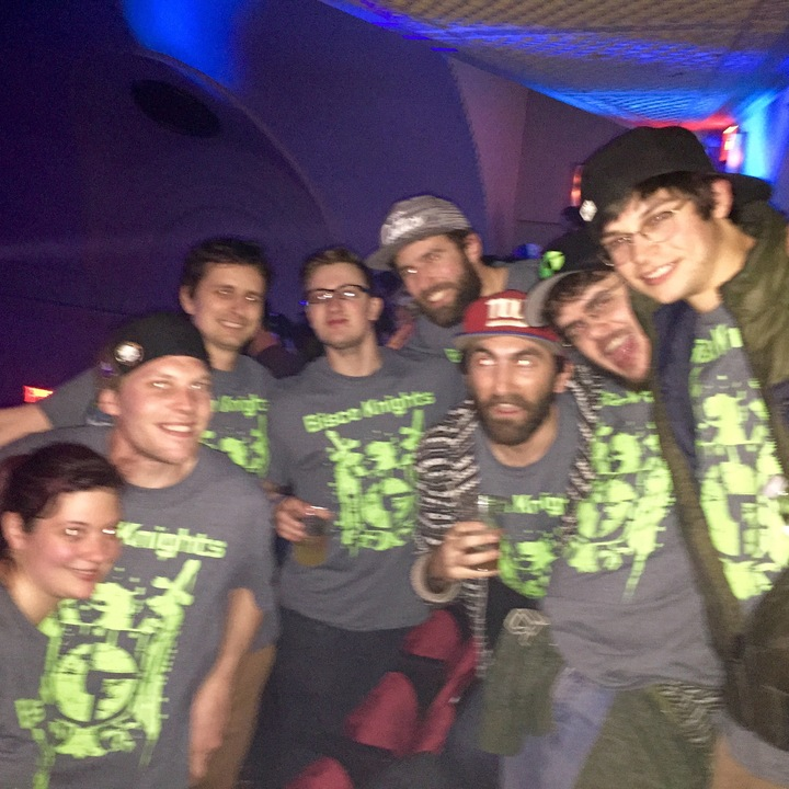 Bisco Knights! T-Shirt Photo