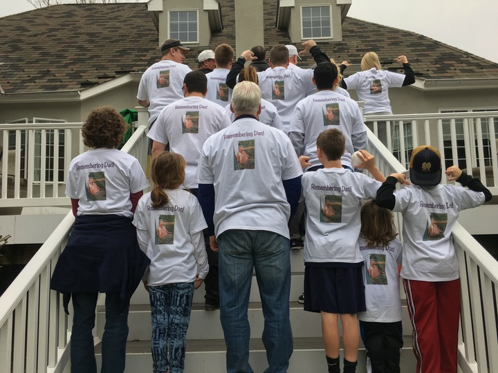 Easter Whiffleball Team 2016 T-Shirt Photo