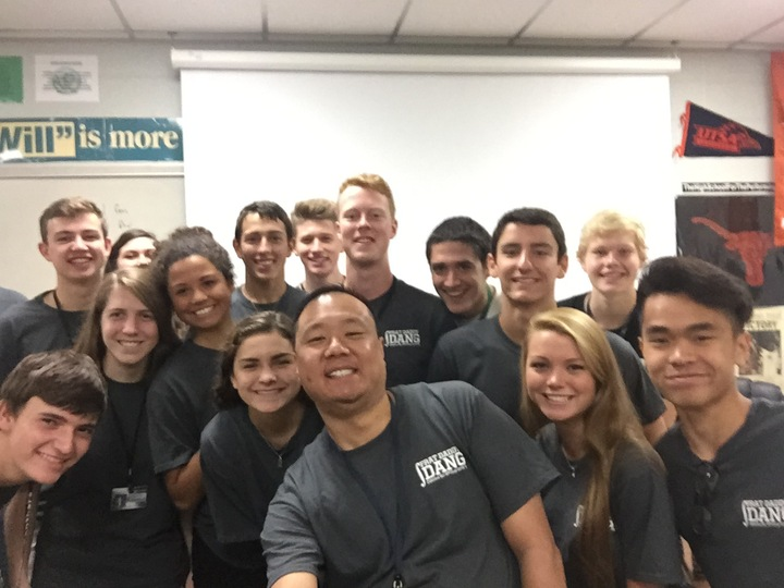 Frat Daddy Dang's Calculus Bc Class T-Shirt Photo