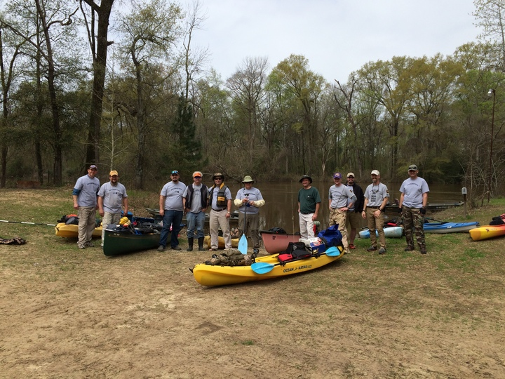 Team River Quest T-Shirt Photo