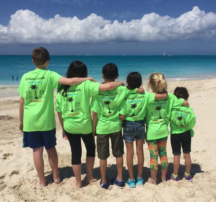 Caribbean Cousins T-Shirt Photo