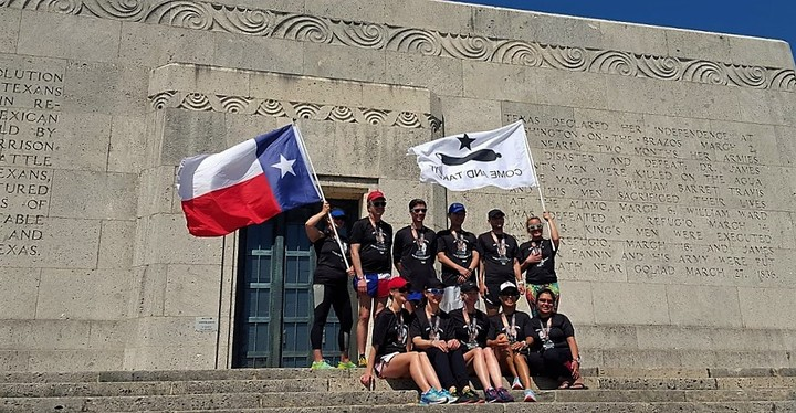 Texas Independence Relay 2016 T-Shirt Photo