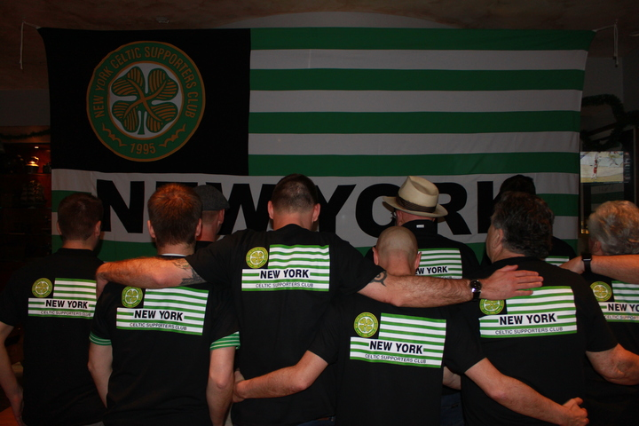 Nycsc Huddle T-Shirt Photo