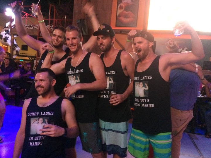 Bachelor Party Fun T-Shirt Photo