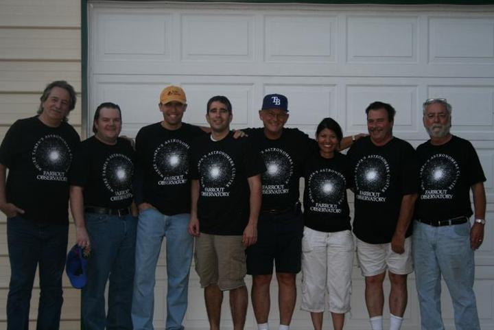 Astronomers In The Daylight T-Shirt Photo