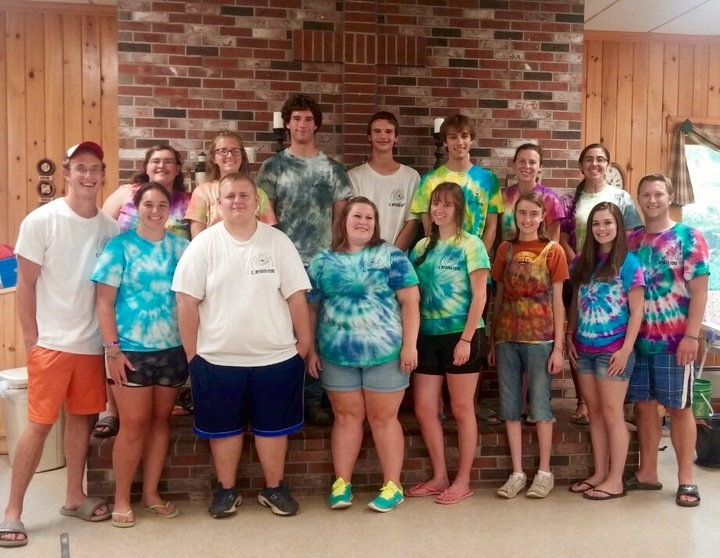 Camp College Staff T-Shirt Photo