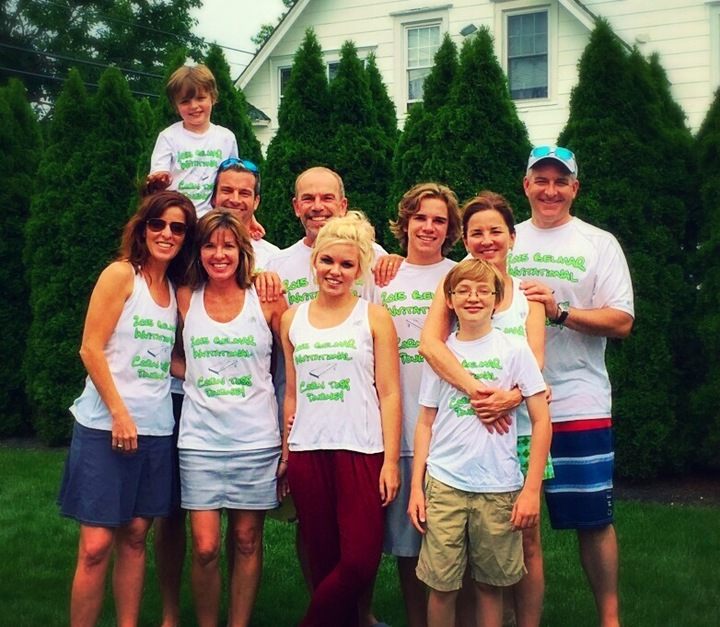 2015 Belmar Invitational Family Cornhole Tournament T-Shirt Photo