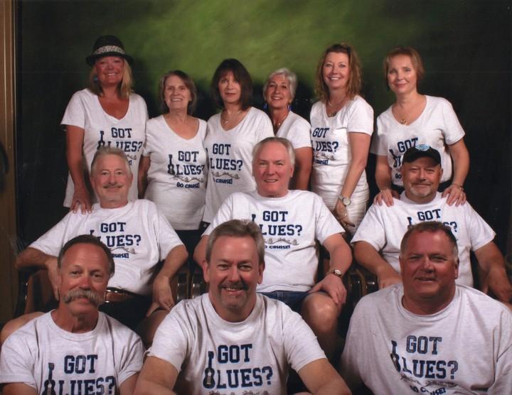 Blues Krewe T-Shirt Photo