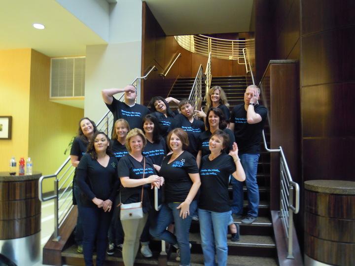 Show Choir Parents T-Shirt Photo