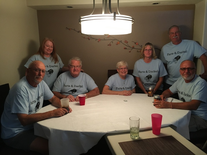 Farts And Darkel Group T-Shirt Photo