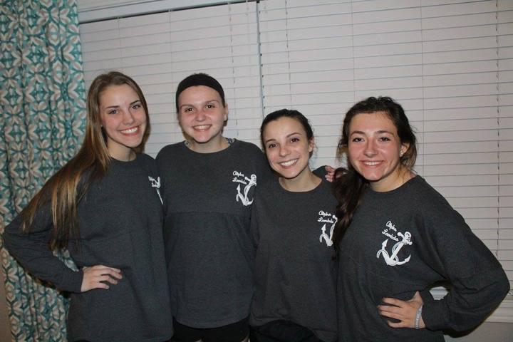 Pledge Class Spirit Jerseys T-Shirt Photo