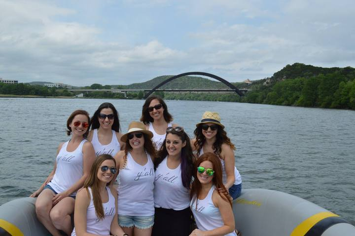 Bungalow Girls Do Austin! T-Shirt Photo