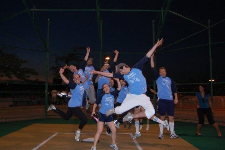 Fb Softball Team T-Shirt Photo