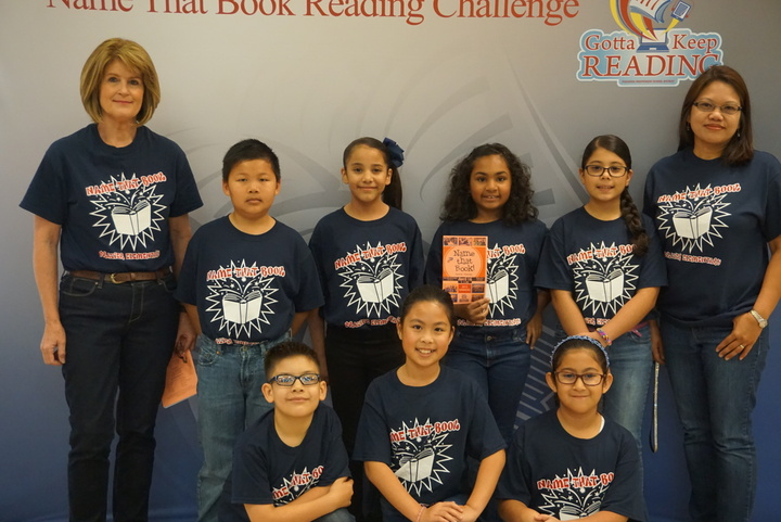 Name That Book Competition 2016 T-Shirt Photo