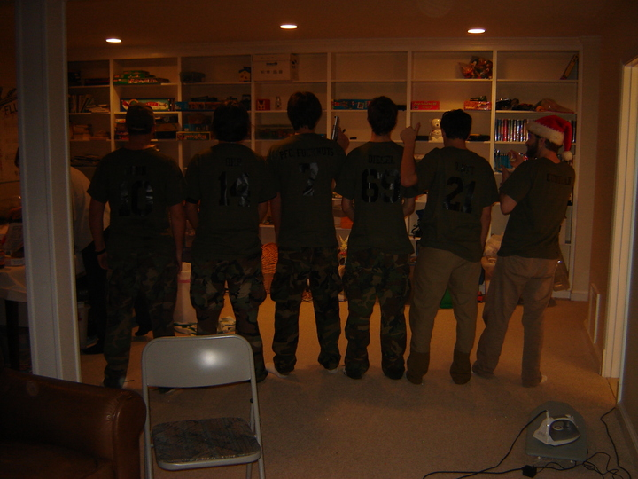 Eaw Airsoft Team T-Shirt Photo