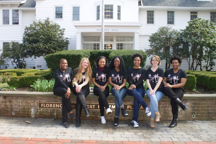 Hofstra's Spoken Word And Poetry Club... Sp!T T-Shirt Photo