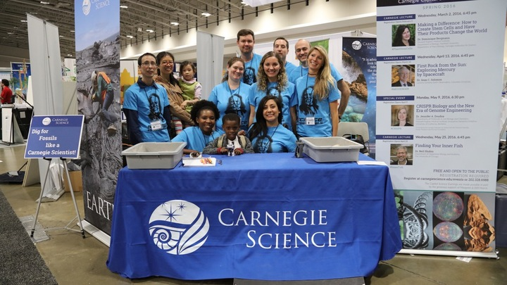 Carnegie Institution For Science T-Shirt Photo