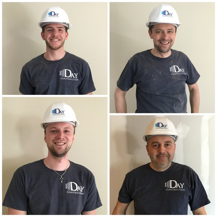 The J.Day Construction Dream Team T-Shirt Photo