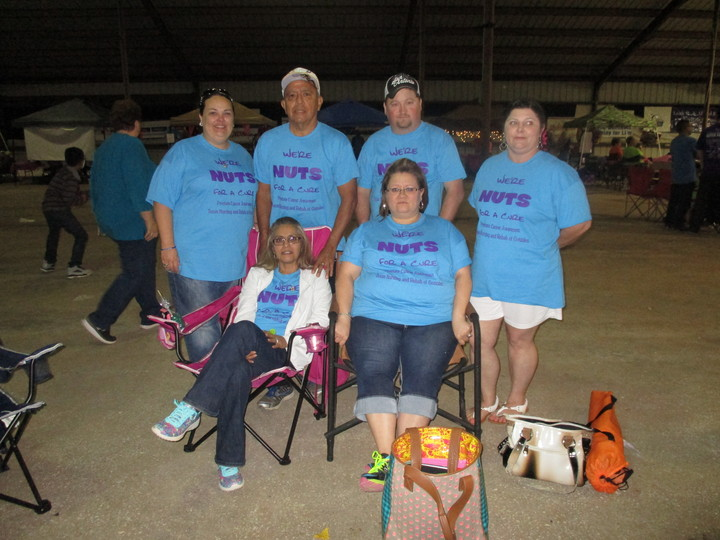 Gonzales County Relay For Life T-Shirt Photo