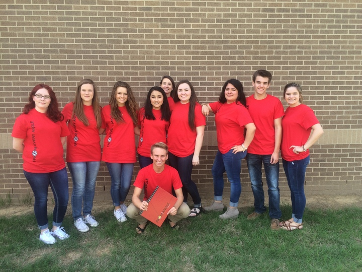 Yearbook Handout Day T-Shirt Photo