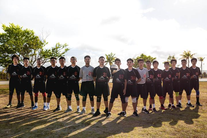 Boy's Junior Varsity Volleyball T-Shirt Photo