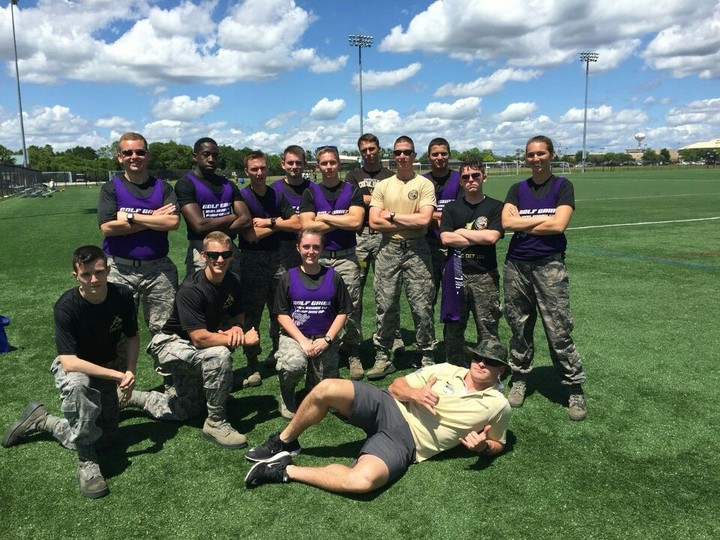 Golf Gainz Rotc T-Shirt Photo