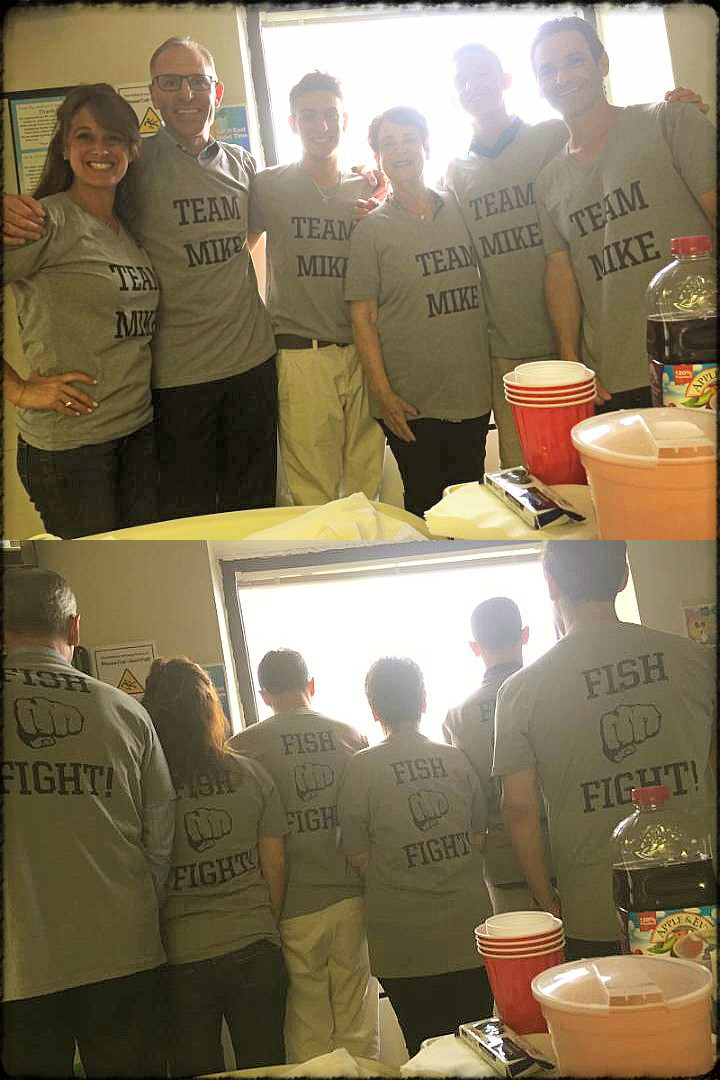 Team Mike T-Shirt Photo