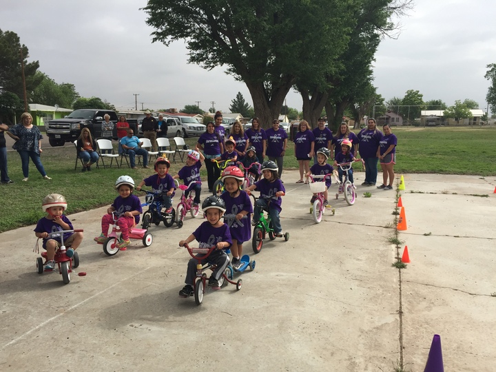 Roseland Day Care Trike A Thon 2016 T-Shirt Photo