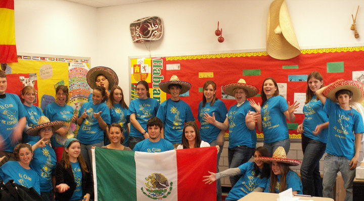 Spanish Club Fiesta T-Shirt Photo