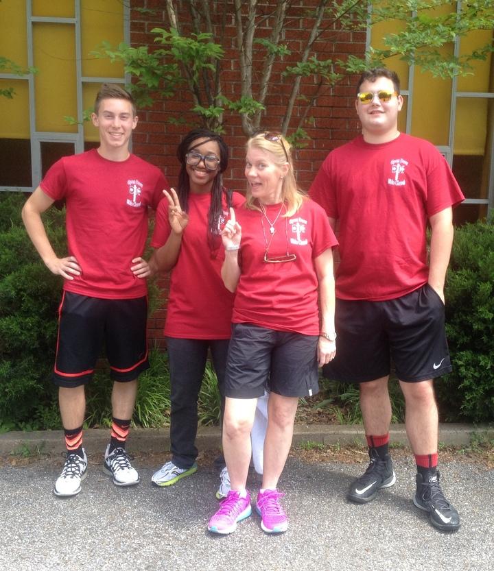 Amazing Race 4  Open Door Bible Church Memphis T-Shirt Photo