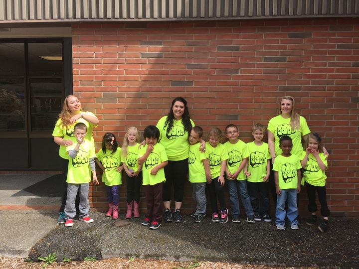 Wa Developmental Kindergarten T-Shirt Photo
