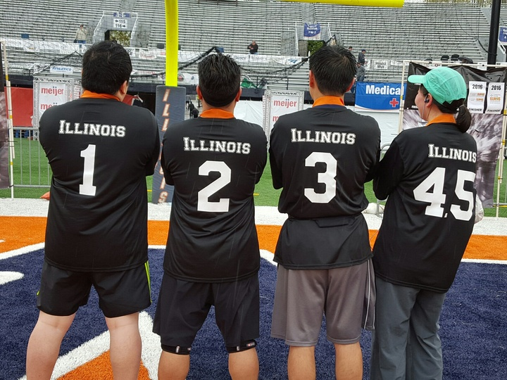 Marathon Relay Team T-Shirt Photo