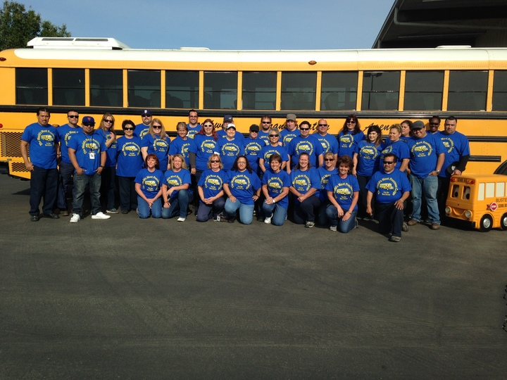 Southwest Transportation Bus Drivers T-Shirt Photo