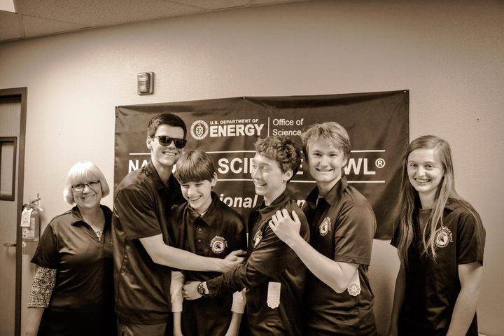 Science Bowl Bound T-Shirt Photo
