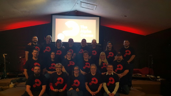Alpha Team T-Shirt Photo