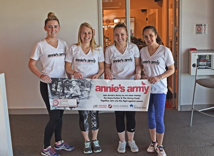 Annie's Army T-Shirt Photo