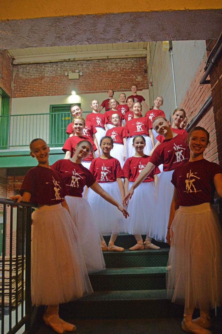 Avery Ballet Llc T-Shirt Photo