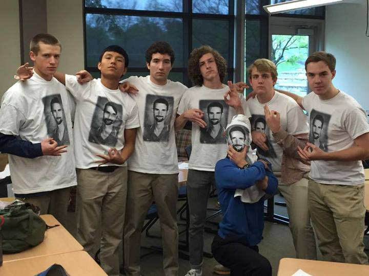 "Dwyer ""Weagle"" Dwyer Advisory T-Shirt Photo"