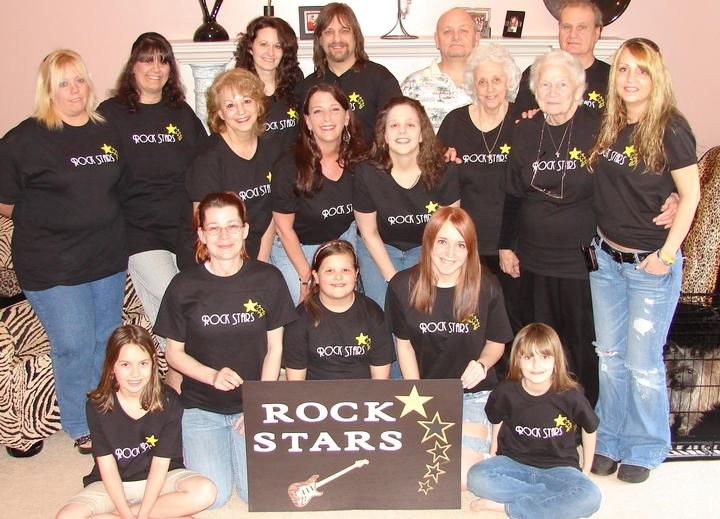 Rock Stars T-Shirt Photo