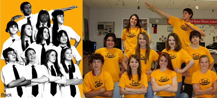 Teck Squad T-Shirt Photo