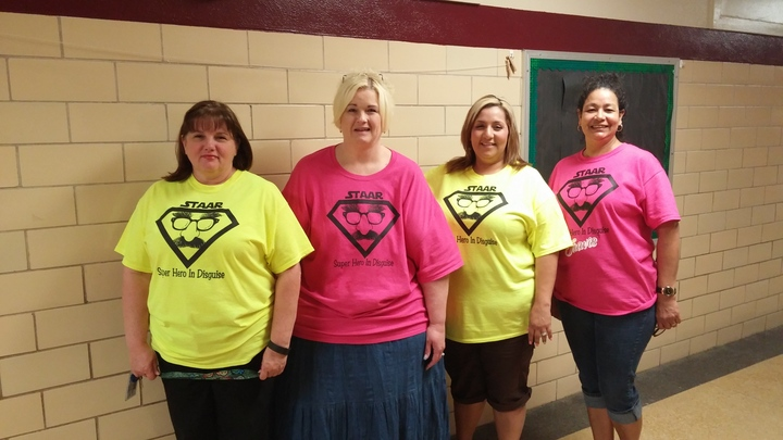 Staar Test Princesses T-Shirt Photo