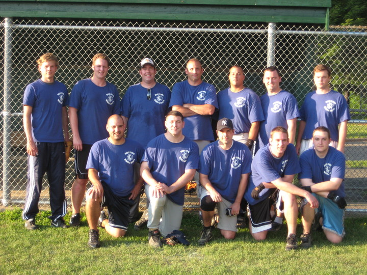 West Street Wines And Spirits 2008 Softball Team T-Shirt Photo