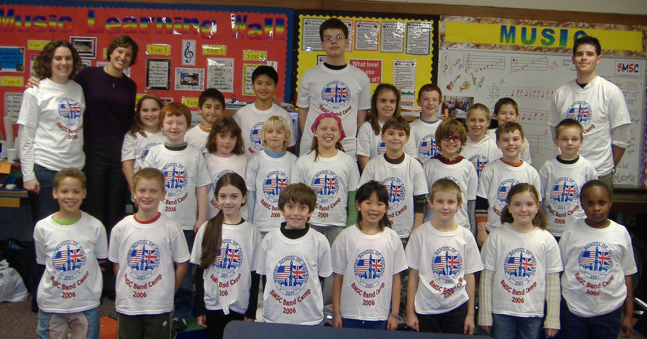 Design your own t shirt chicago - British Music School Of Chicago T Shirt Photo