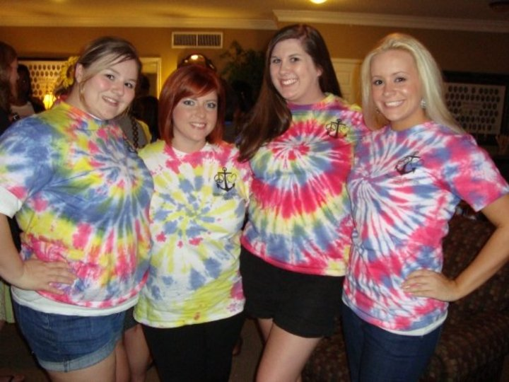 Dg Sisterhood Retreat Shirts 2009 T-Shirt Photo