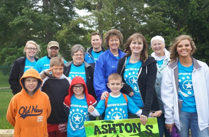Ashtons Army! T-Shirt Photo
