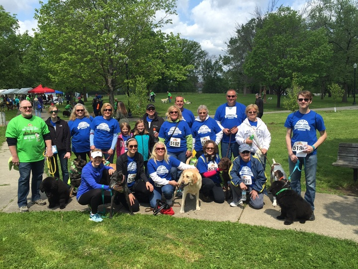 Mutt Strut 2016 T-Shirt Photo