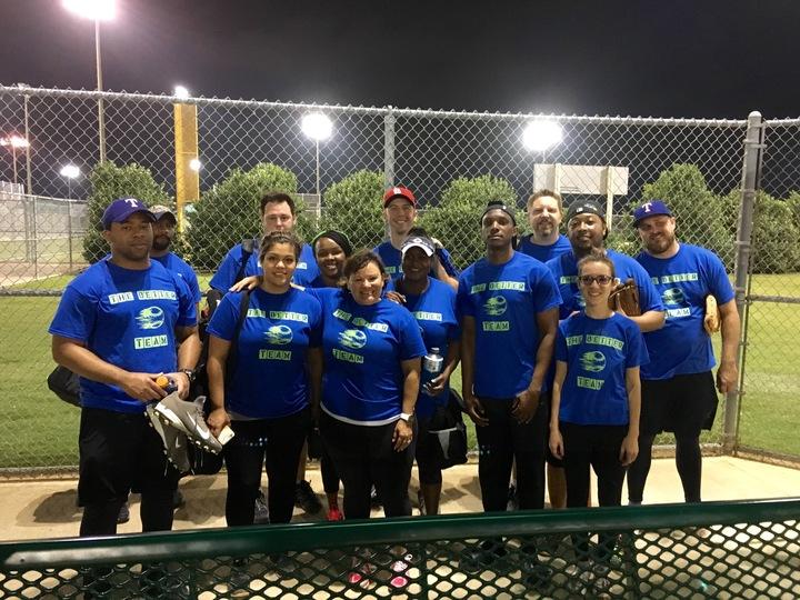 The Better Team T-Shirt Photo