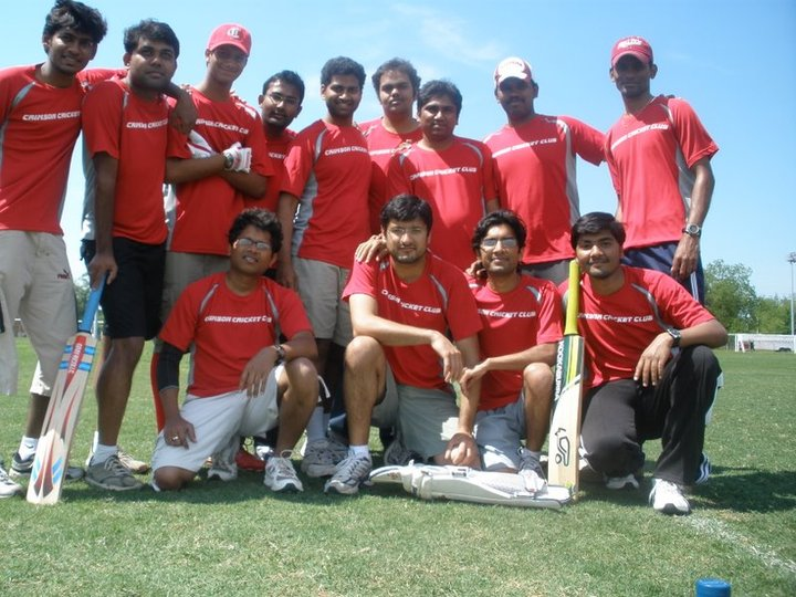 Team Cricket T-Shirt Photo