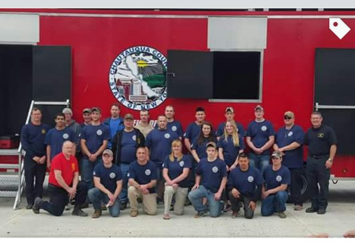 Firefighter 1 Spring 2016 T-Shirt Photo